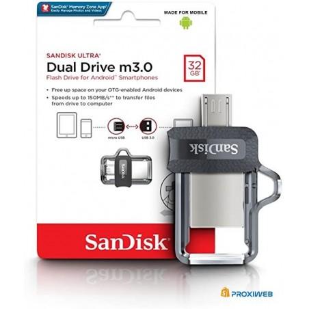 Flash Disk Sandisk Ultra...