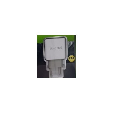 CHARGEUR SMARTEL 2.4A IPHONE